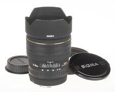 Sigma 15-30mm f/3.5-4.5 DF DG EX ASP Aspherical lens for Canon   good condition