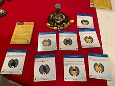 Heroclix COMPLETE Utility Belt #R100 Resource Dial + 7 Items!