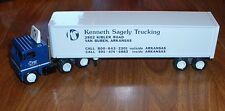 Ken Sagely Trucking '85 Van Buren, AR Winross Truck