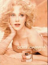 2012 Print ad for Dolce & Gabbana/Scarlett Johansson (071613)