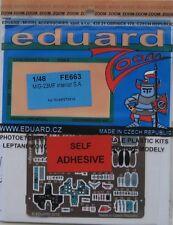 Eduard 1/48 fe663 zoom a colori Etch per il Trombettista kit mig-23mf FLOGGER