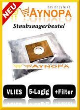 Staubsaugerbeutel für Hanseatic Dust Master 2000,VC-H 5003E,Senator 2200 SL
