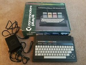 Commodore plus/4  The Productivity Computer With Software Built-In