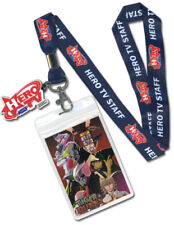 TIGER & BUNNY HERO TV CELLPHONE Lanyard Necklace Keychain Neck Strap ID Badge