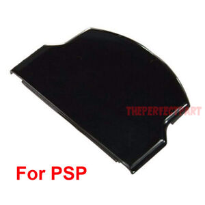 Replacement Battery Back Door Cover Case For Sony PSP 3000 3001 2000 Slim Black