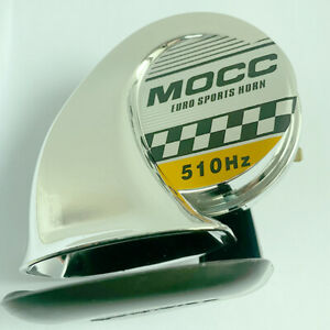 Chrome Loud Motorcycle Horn For Harley-Davidson Electra Glide Ultra Classic
