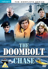 DVD:THE DOOMBOLT CHASE - THE COMPLETE SERIES - NEW Region 2 UK