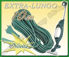 SPINA CAVO ELETTRICO 10M PER VORWERK FOLLETTO VK 140 150 EXTRA LUNGO CERTIFICATO