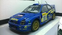 1/18 Pièces détachés Subaru impreza WRC 2001 Solido