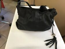 Furla Soft Leather handbag in beautiful black color, hard to find bag