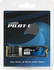 [MUSHKIN]  500GB PILOT-E M.2 NVME PCIE SSD 3500/2300 3D TLC SILICON MOTION [OVP]