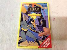 Batman The Animated Series Colorforms Adventure Set 1992 - 93 Robin Joker TB1