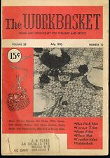 The Workbasket Magazine July 1955
