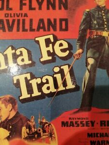 The Kennel Murder Case And Santa Fe Trail. Laser Disc. Like New 2 Discs
