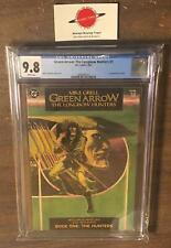 Green Arrow The Longbow Hunters #1 CGC 9.8 DC Comics 1987 1st App Shado
