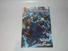 2007 FUN PUBLISHING TRANSFORMERS TIMELINES #2 BOTCON DIAMOND EDITION DECEPTION