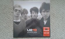 U2 - U218 The Singles 2LP NEW