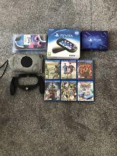 PS Vita Slim + Games Persona 4 Golden + Extra Bundle