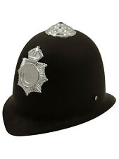 Childs Police Hat Fancy Dress Accessory Cop Bobby Kids Boys Girls Officer New