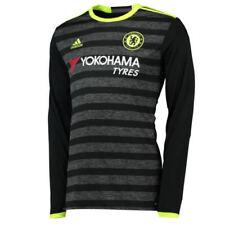 Maillots de football de clubs anglais noirs adidas chelsea