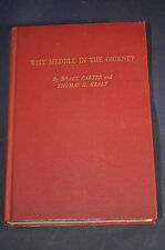 1939 WHY MEDDLE IN THE ORIENT? Facts, Figures, Fictions, and Follies China*Japan