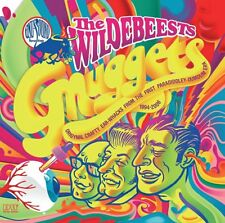 THE WILDEBEESTS Gnuggets vinyl 2LP NEW Stooges Wire Eyes Link Wray PIL Elevators