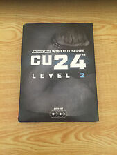 Advocare Workout Series CU24 Level 2 - 4 DVD Set