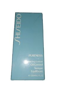 Shiseido Oil-control Balancing Lotion for Oily Skin Mattify FULL Sz DISCONTINUED