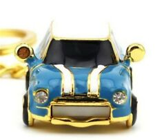 Chiavetta USB 16 GB minicar macchina blu / pendrive blue car flashdrive