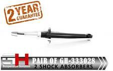 2 Amortiguadores Traseros Mitsubishi Galant Lambda 92-96 Sigma/GH-333028/