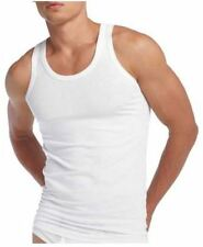 Unbranded Patternless Stretch T-Shirts for Men