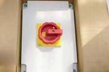 SIEMENS 3LD2866-1GP53  Lasttrennschalter 3LD,Not-Aus-Schalter, 3-polig  45kW NEU