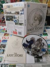 Nintendo Wii:The Last Story [TOP RPG & 1ERE EDITION RARE] Fr
