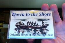 Castlebay- Down To the Shore- new/sealed cassette tape- Maine coast