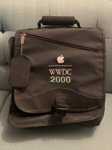 Apple WWDC 2000 laptop backpack