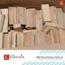 30kg BBQ Buche Wood Chunks Smoker Holz Räucherholz grillen smoken räuchern Chips