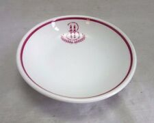 Richard Ginori Hotel logo restaurant ware finger bowl