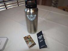 YETI 36 oz Stainless Steel Insulated Rambler Bottle Thermos 36 oz HOT COLD