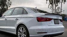Audi A3 8V Limousine Heckspoiler Spoiler S-Line Heckspoilerlippe