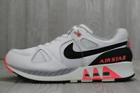 34 Nike Air Stab Running Shoes Infrared Hot Lava Men's Sizes 10, 10.5 312451 101