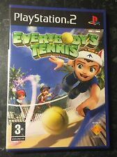 Everybody's Tennis for Sony PlayStation 2 Ps2