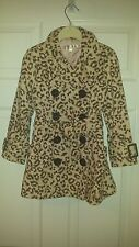 Stylish Girls Coat by Debenhams (5 years, height 110cm) in excellent condition