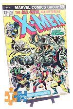 "X-Men #96 Marvel Comics December 1975 1st Printing ""Night of the Demon"" Vg-Vg+"