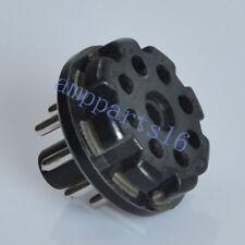 2pcs 8Pin Bakelite tube socket Octal Pin Plug Base For Guitar Amplifier Tube amp