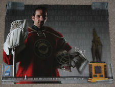 2013 Minnesota Wild Bill Masterton Trophy 20x16 Poster