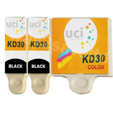 3x Ink Kodak 30 XL Black & Colour Replace for ESP C110 C310 C315 Printers
