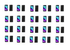 50x Samsung Galaxy Xcover 4 in Black Handy Dummy Attrappe Requisit, Deko, Muster