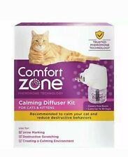 Comfort Zone Diffuser Kit for Cat Calming Single Diffuser