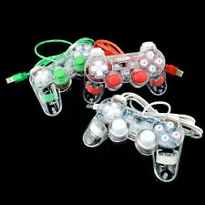 USB Wired GamePad Joypad Controller For  PC Windows- Red/ Blue /Green