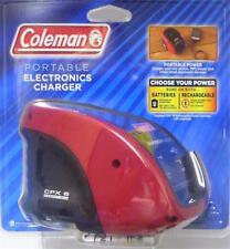 Coleman Portable Electronics Charger - USB Port - 5 Volt DC - CPX 6 Compatible